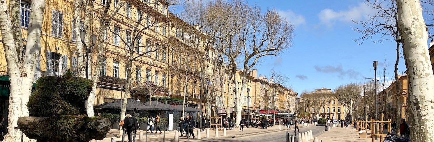 Aix-en-Provence, Frankrijk
