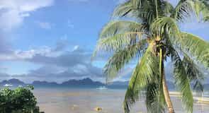 Пляж Коронг-Коронг