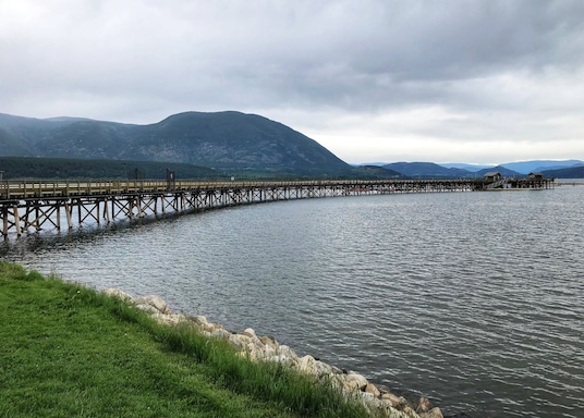 鮭魚灣, 卑詩, 加拿大