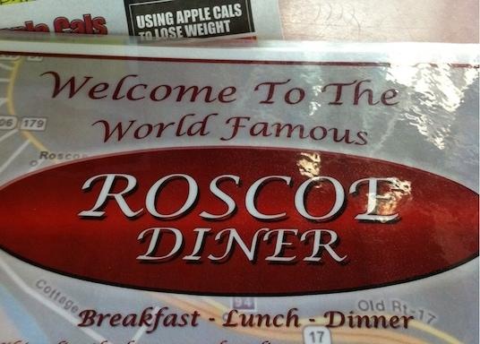 Roscoe, Ņujorka, Amerikas Savienotās Valstis