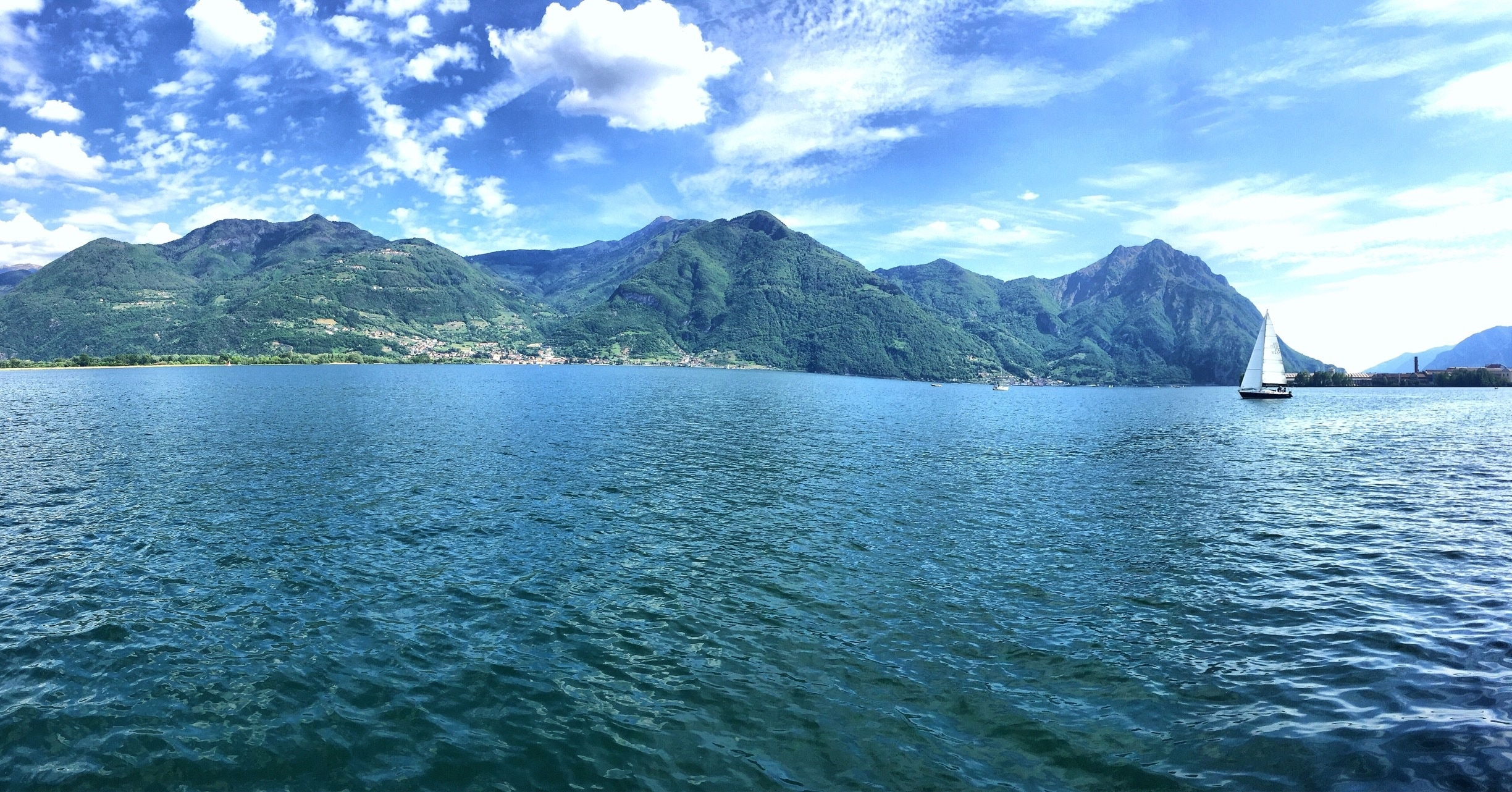 Lovere, Lombardy, Italy