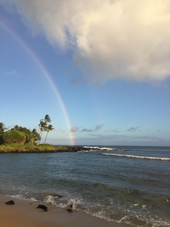 Baby Beach (Strand), Koloa, Hawaii, USA