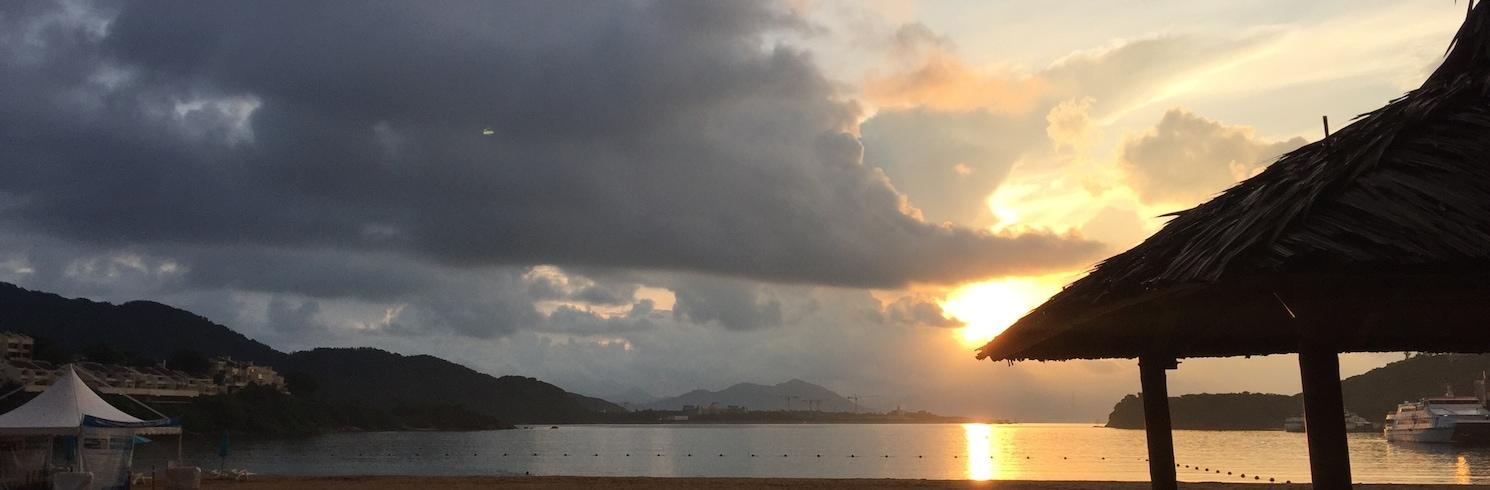 Discovery Bay, RAE de Hong Kong