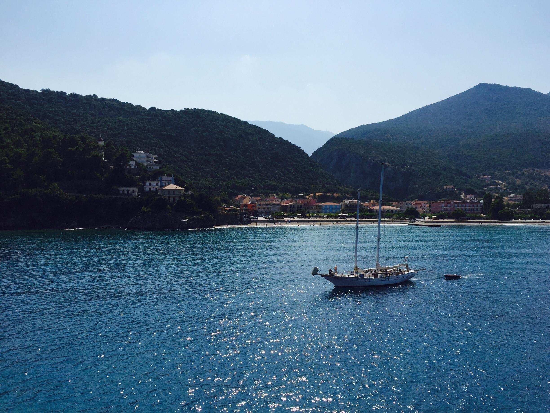 Eleios-Pronnoi, Kefalonia, Ionian Islands Region, Greece