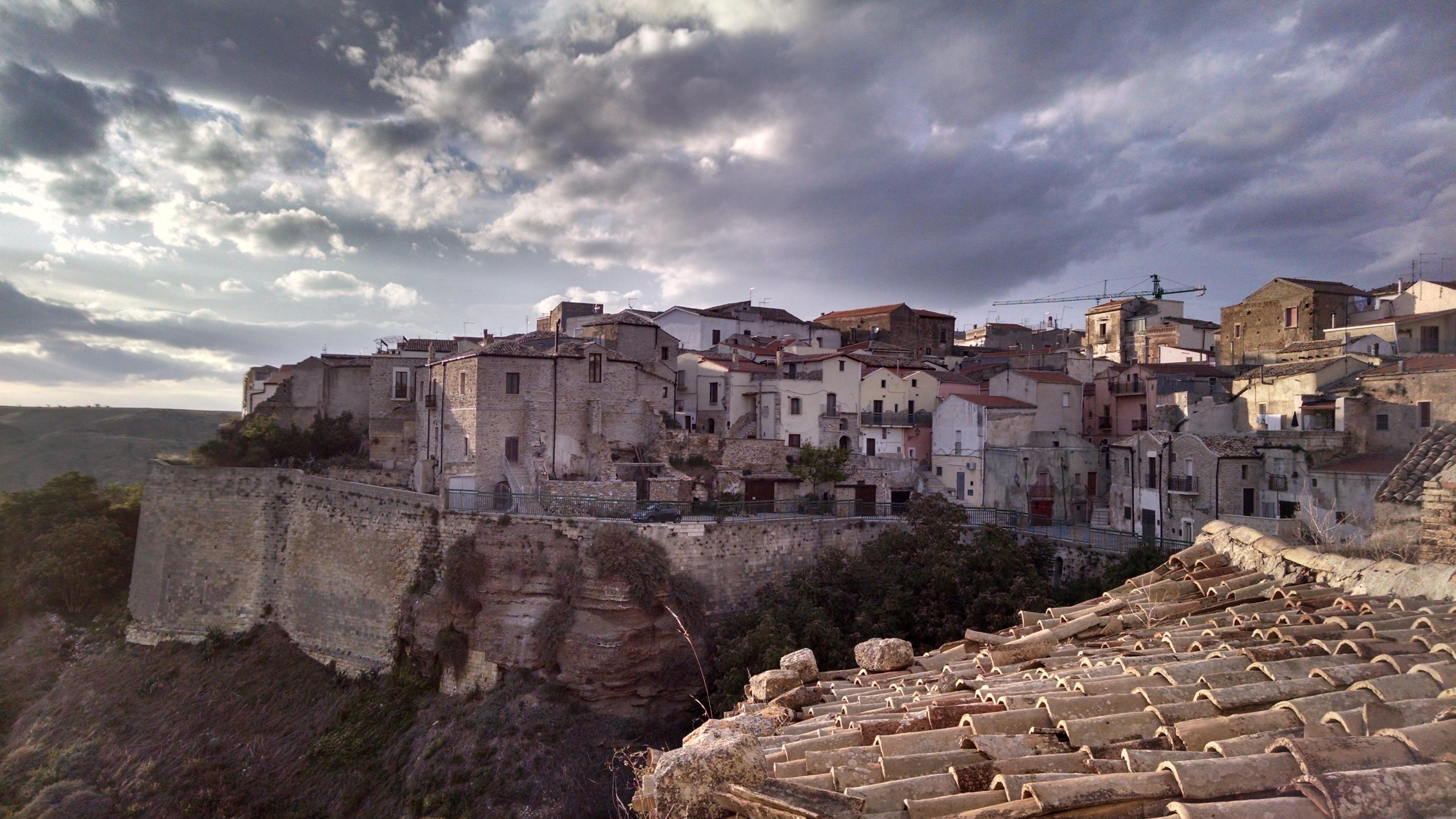 Irsina, Basilicata, Italy