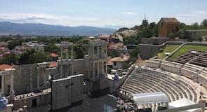 Plovdiv (oude centrum)