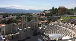 Staré město Plovdiv