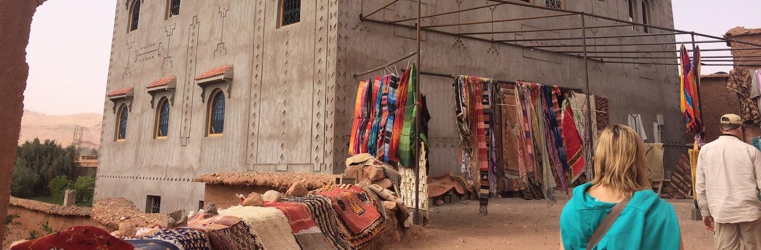 伊格蘭努各達爾, 摩洛哥