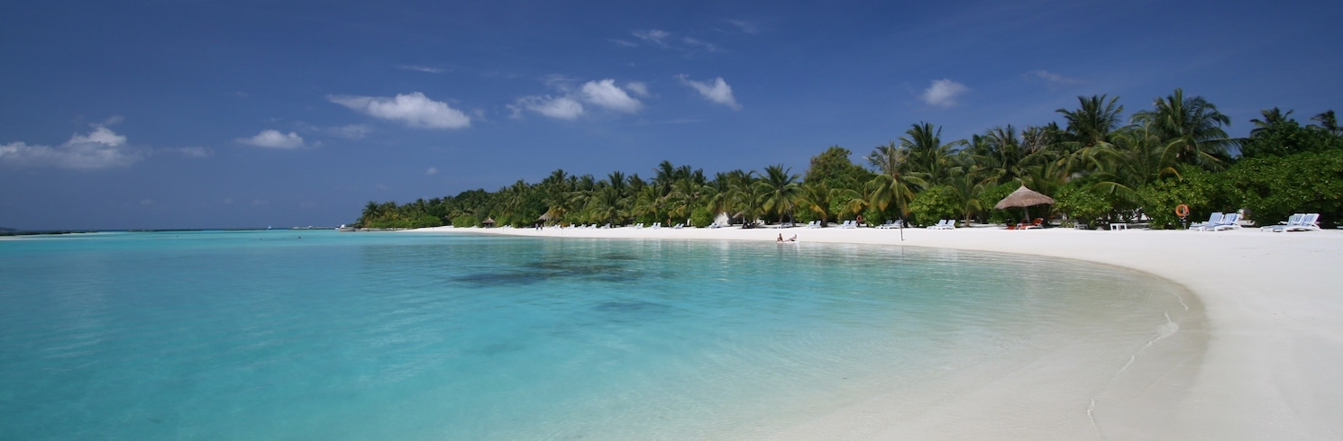 Острів Фуранафуші, Мальдіви