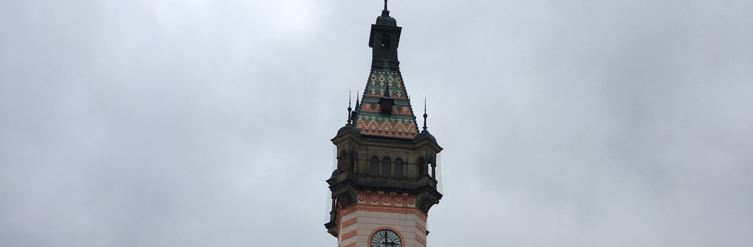 Krnov, Tšehhi Vabariik