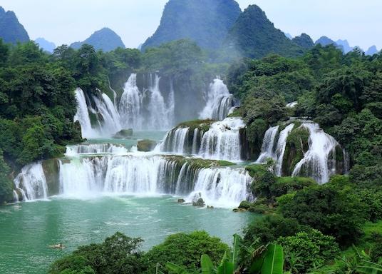 Chongzuo, Kiina