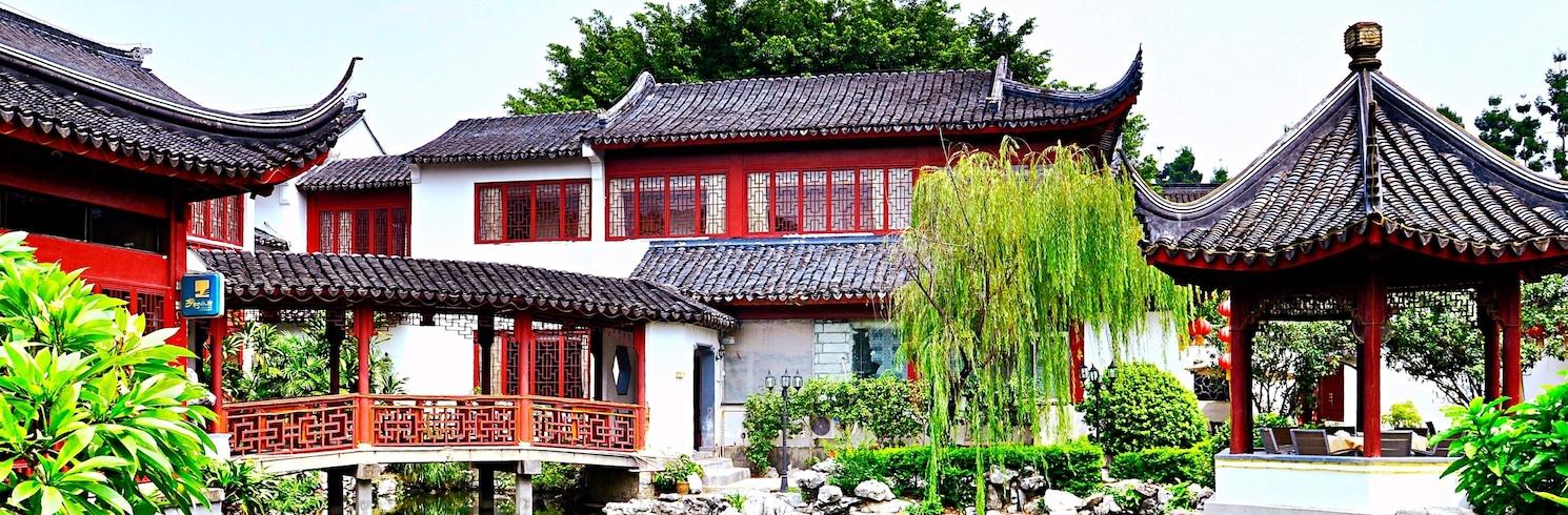 Šeņdžeņa, Ķīna
