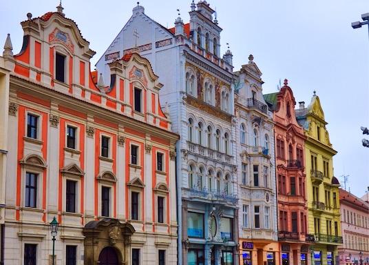 皮爾森鎮舊址, 捷克共和國