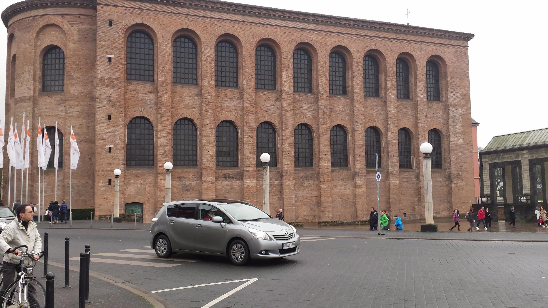 Basilica of Constantine, Trier, Rhineland-Palatinate, Germany