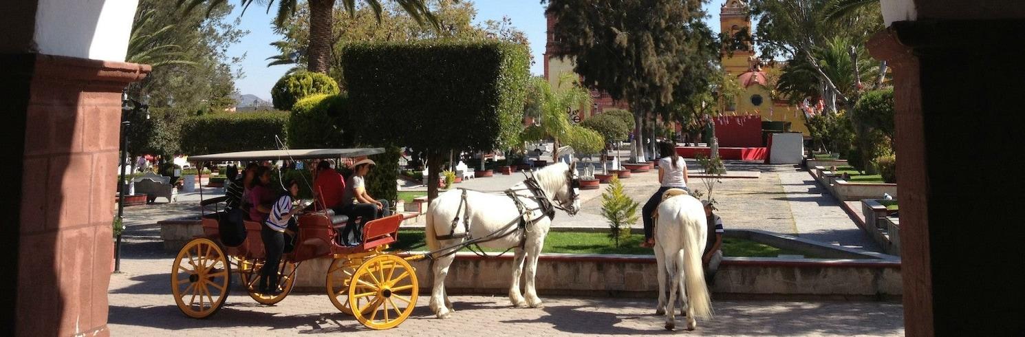 Cadereyta de Montes, Mexico