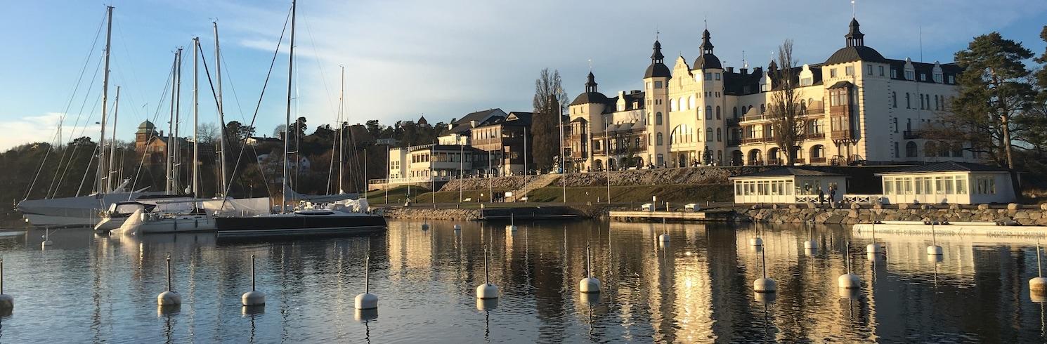 Saltsjobaden, Svédország