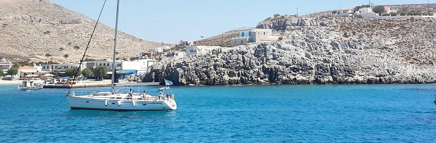 Pserimos, Griechenland