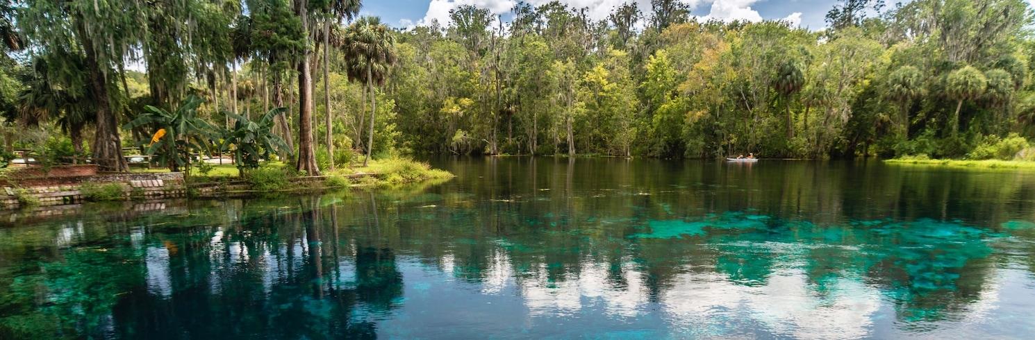 Silver Springs, Florida, Spojené štáty