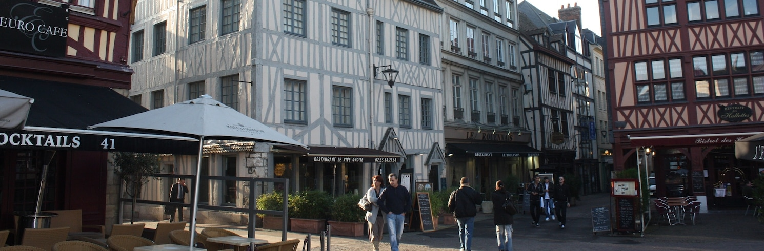 Rouen, Francie