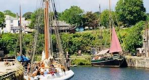 Prístav vmeste Charlestown