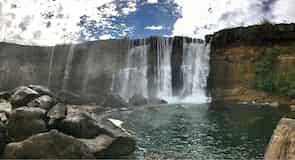 Laja-watervallen