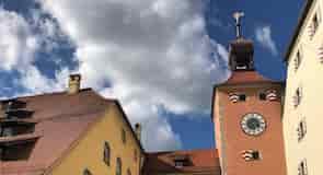 مركز مدينة ريغنسبورغ