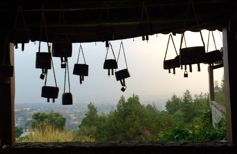 Lembang, West-Java, Indonesien