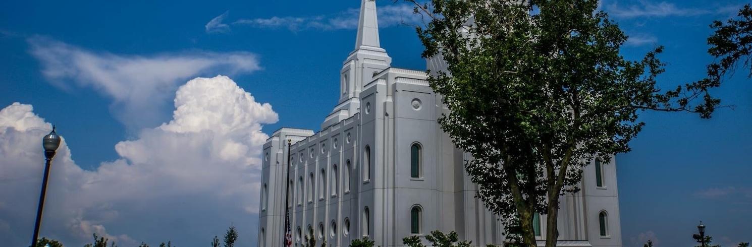 Бригхем-Сити, Юта, США