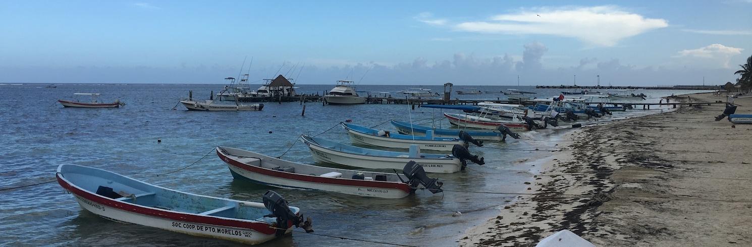 莫雷洛斯港, 墨西哥