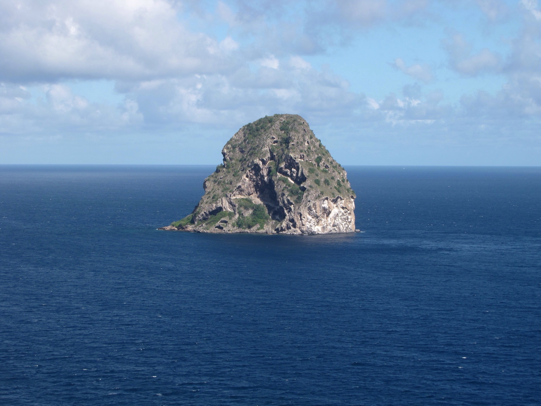 Rochedo do Diamante, Le Diamant, Martinica