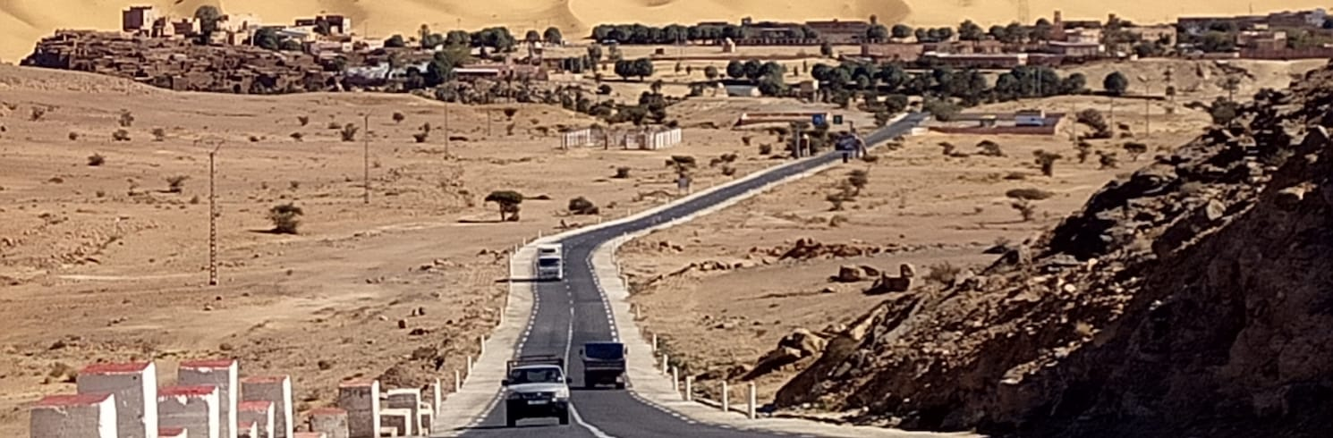 Taghit, Algeria
