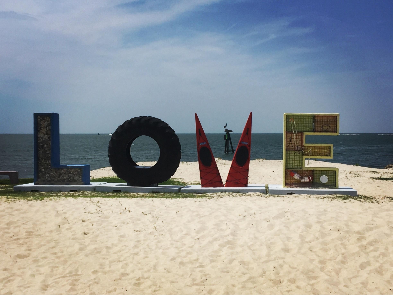 Cape Charles Beach, Cape Charles, Virginia, United States of America