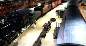 Museo del Ferrocarril de Pensilvania