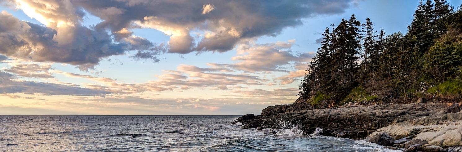 Annapolis Royal (y alrededores), Nueva Escocia, Canadá