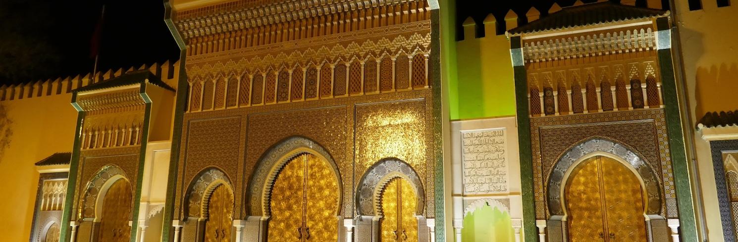 Fes El Jdid, Morocco