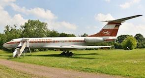 Luftfahrt und Technik Museumspark Merseburg