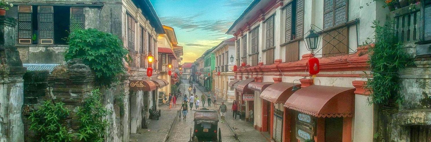 ビガン, フィリピン