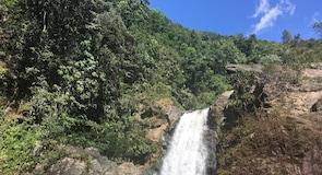 Salto Baiguate Waterfall