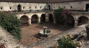 Las Capuchinas kapucinus templom és kolostor