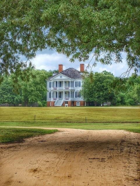 Historic Camden Revolutionary War Site, Camden, South Carolina, Verenigde Staten