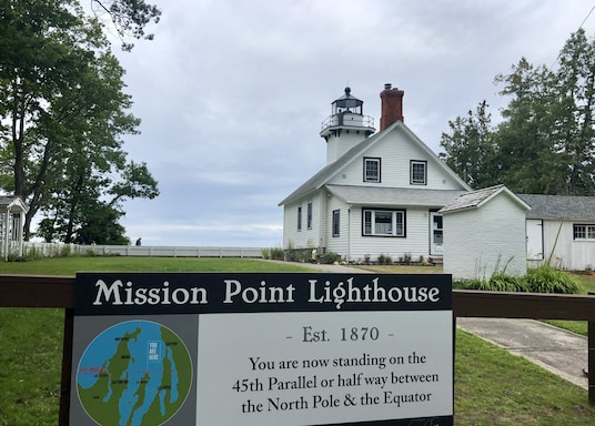 The Wineries of Old Mission Peninsula, Michigan, United States of America