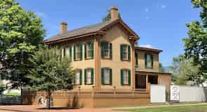 링컨 홈 국립 사적지