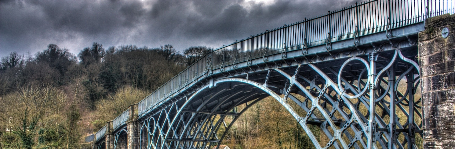 Ironbridge, Velká Británie