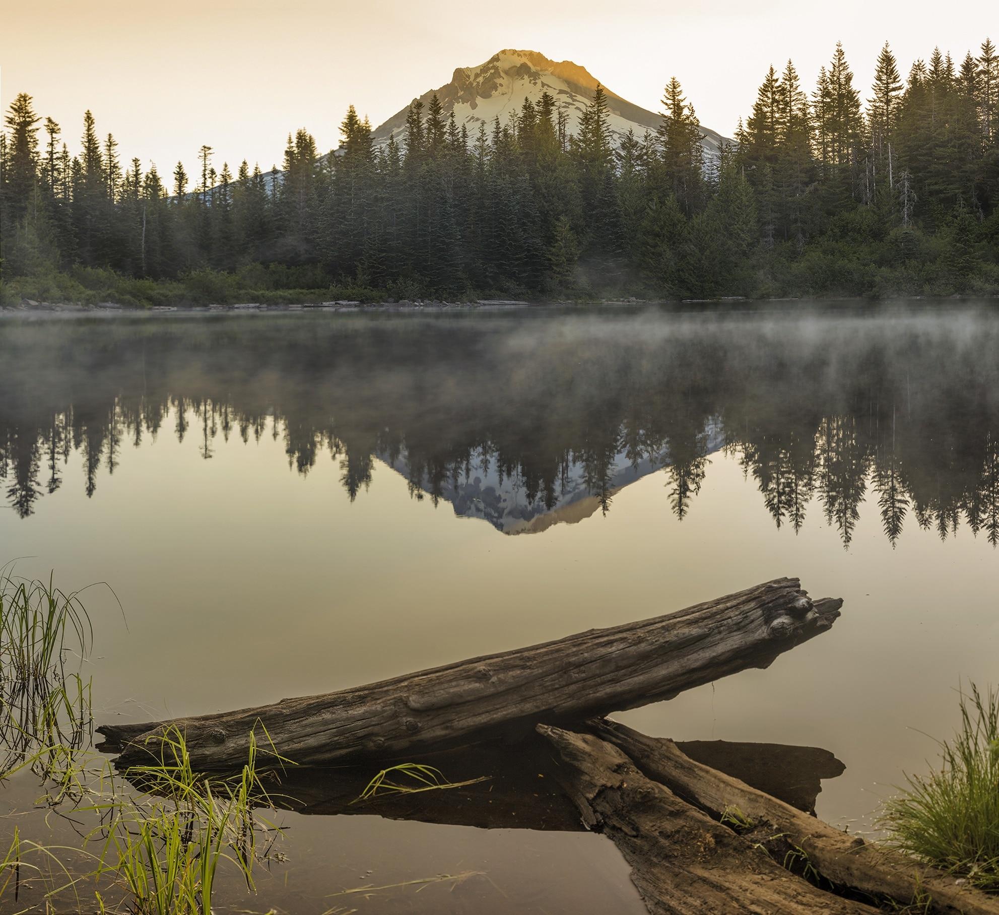 Mirror Lake Trail, Government Camp, Oregon, United States of America
