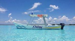 Plage et parc aquatique de Playa Mia