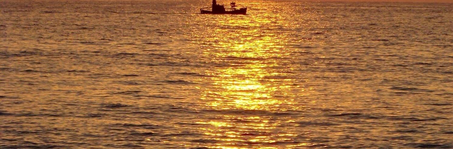 Skala Potamias, Grécia