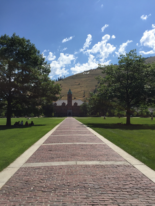 University District, Missoula, Montana, United States of America