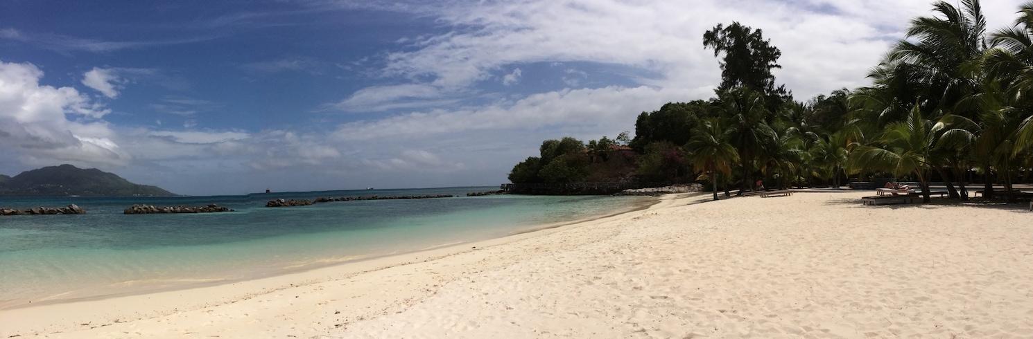 جزيرة سانت آن, سيشيل