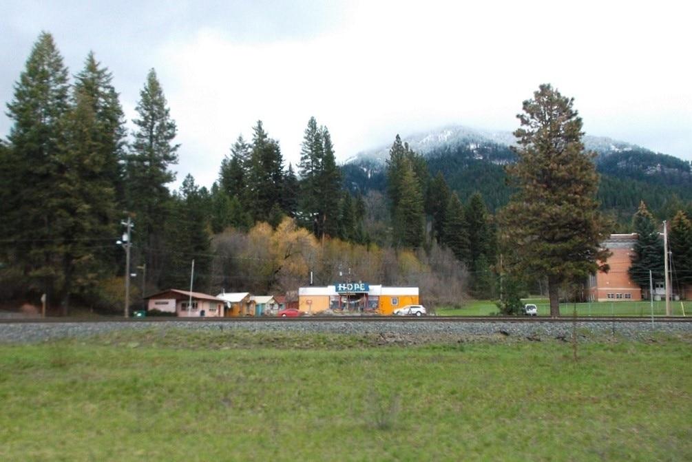 Hope, Idaho, United States of America