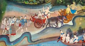 Templo de Wat Ming Muang